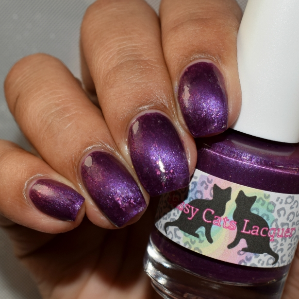 trisha sassy cats lacquer knight of the goddess 3