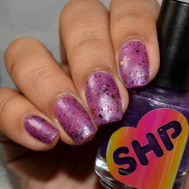 trisha sweet heart polish doom spell 3