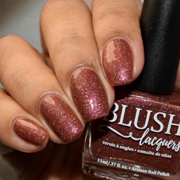 blush lacquers is butter a carb 3