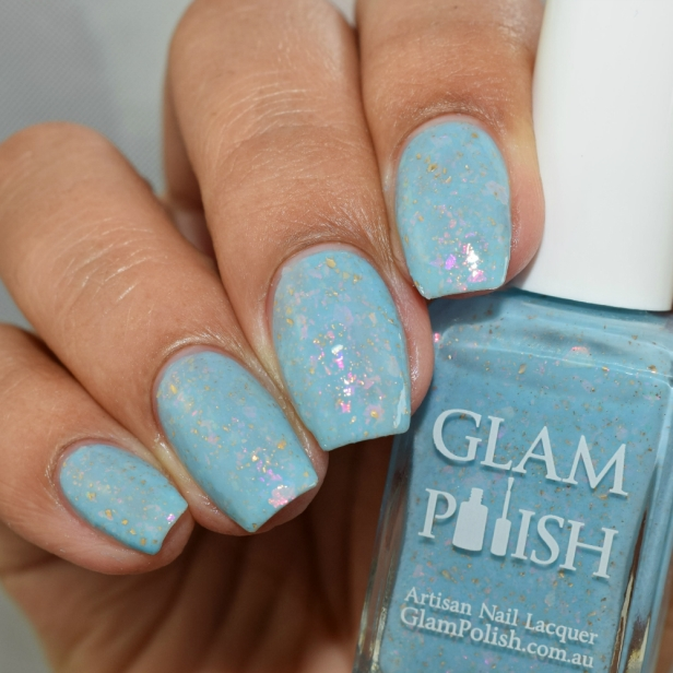 glam polish could we get some more champagne 3