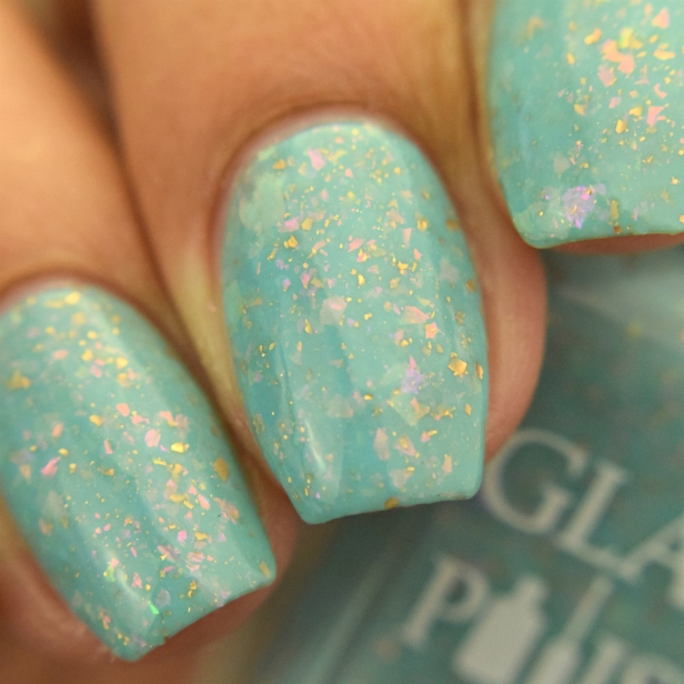 glam polish dont you want to go to paris 2