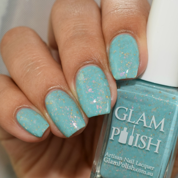 glam polish dont you want to go to paris 3