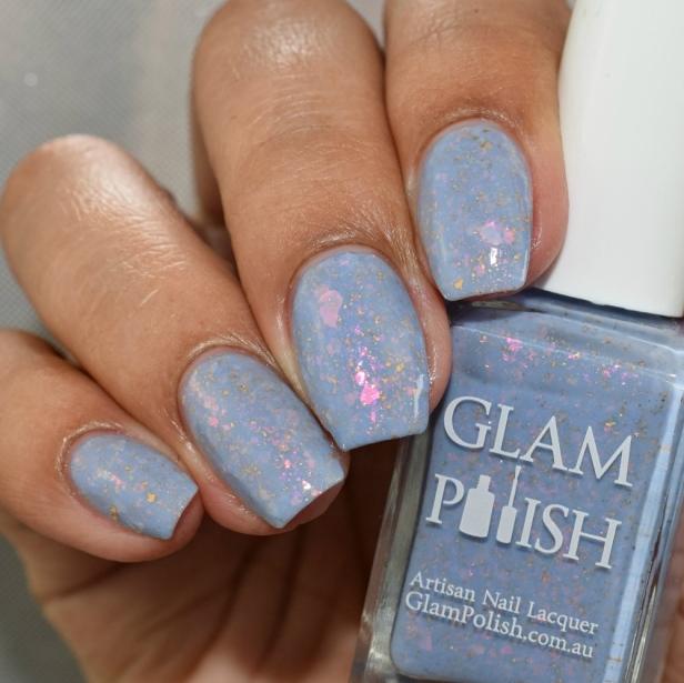 glam polish i have enough diamonds 3