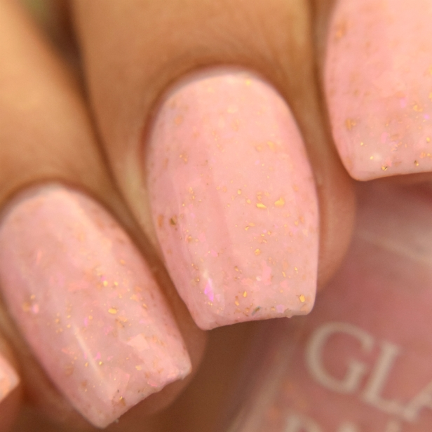 glam polish i like the pink its like candy 2