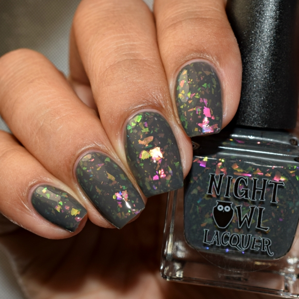 night owl lacquer im here for the right reasons 3
