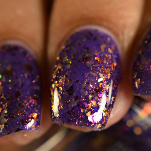 night owl lacquer the archer 2
