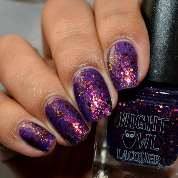night owl lacquer the archer 3
