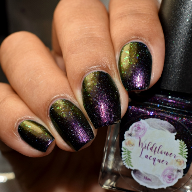 wildflower lacquer galactic glow 3