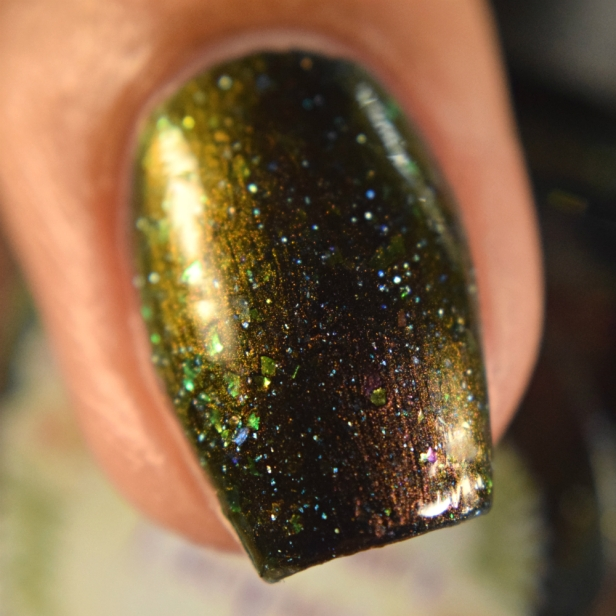 wildflower lacquer galactic glow
