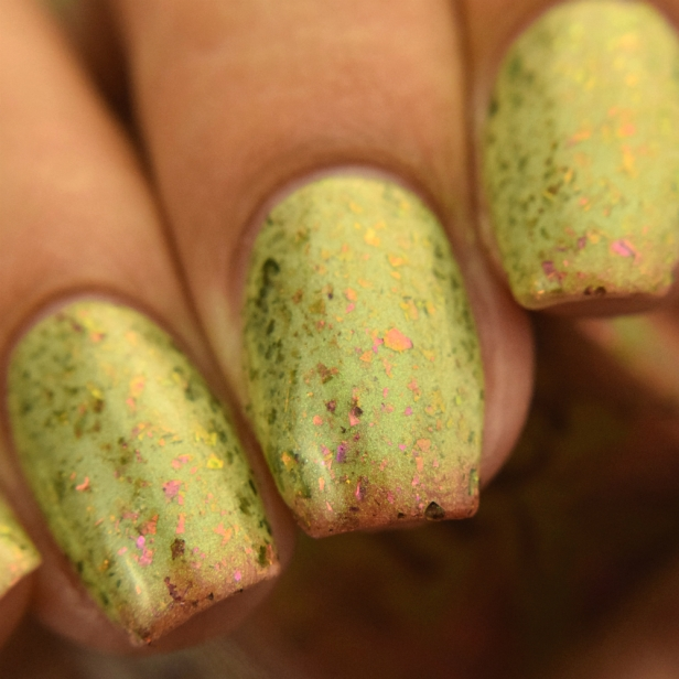 bees knees lacquer ghoulified 2