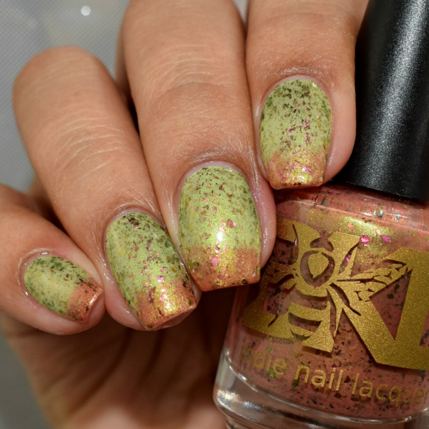 bees knees lacquer ghoulified 3