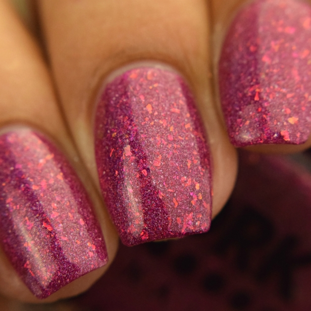 drk nails all the pink please 2