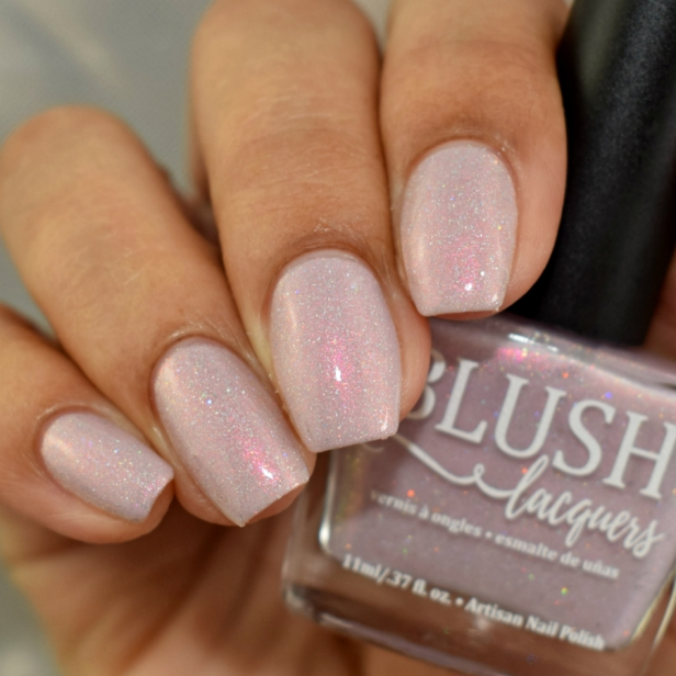 blush lacquers regina george is flawless 3