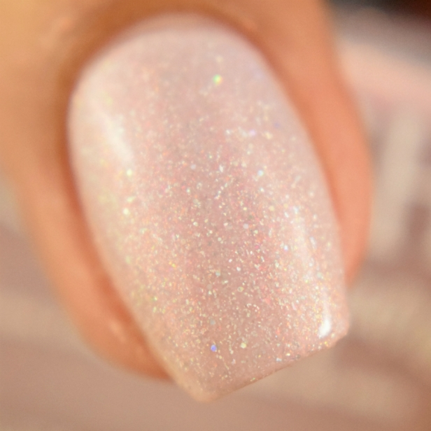 blush lacquers regina george is flawless