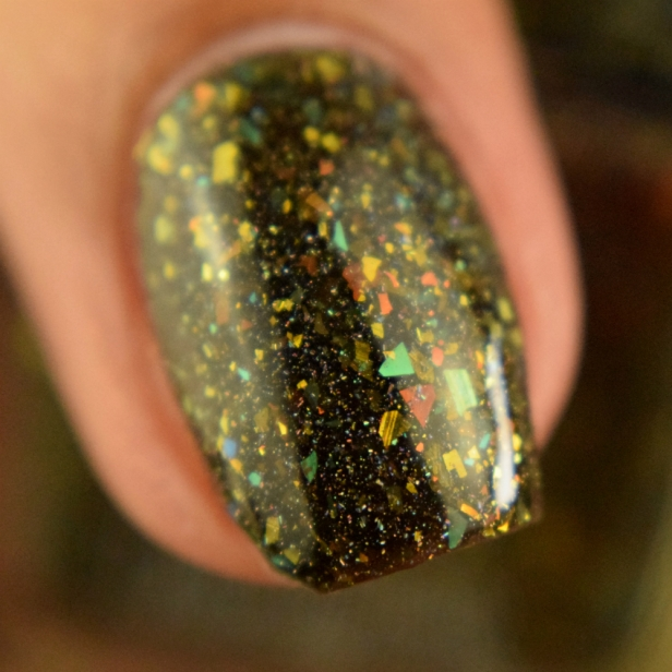 night owl lacquer deathly hallows