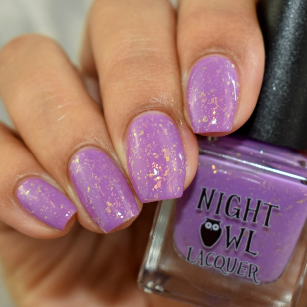 night owl lacquer what the lump 3
