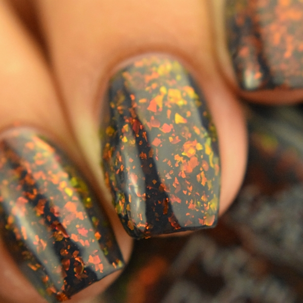 potion polish black sand beach 2