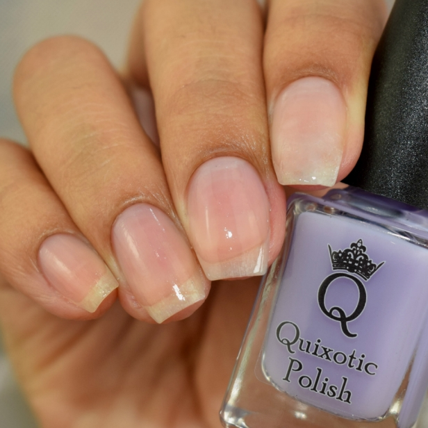 quixotic sweet purple base coat