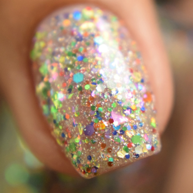 esmaltes da kelly taste the rainbow