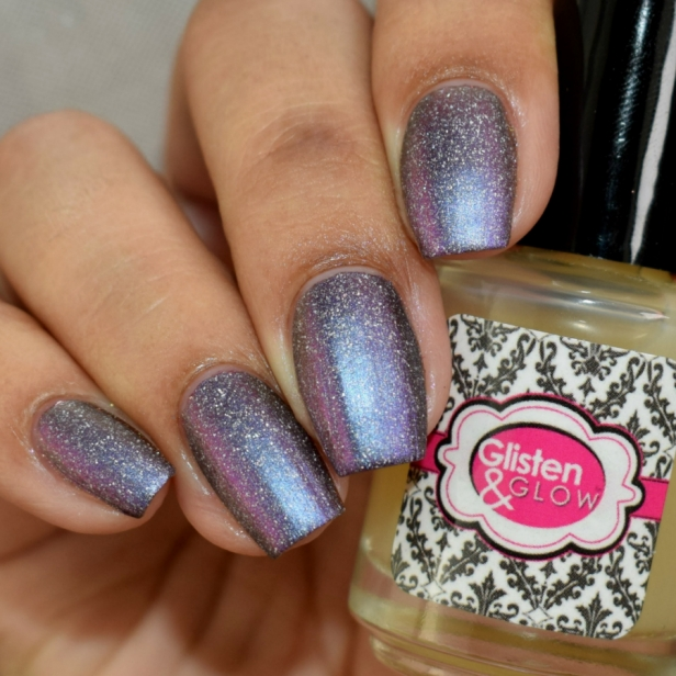 glisten and glow finds for flick matte