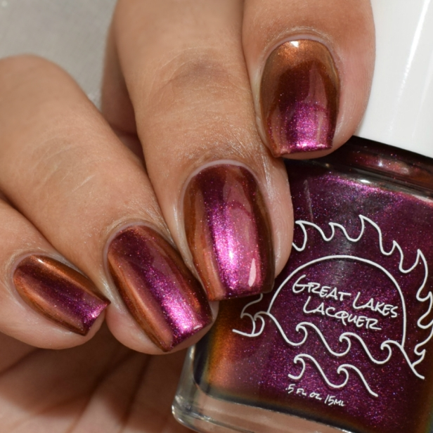 great lakes lacquer tue sorrow is as rare as true love 4