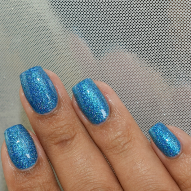 night owl blue metallic holo 5