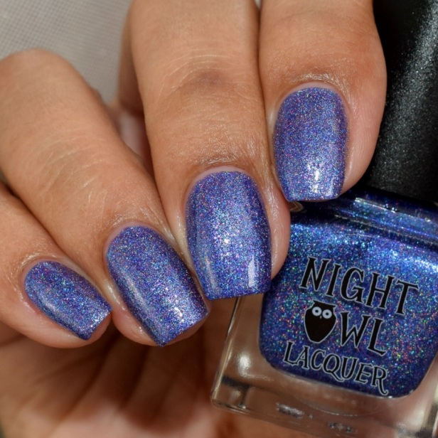 night owl indigo metallic holo 3
