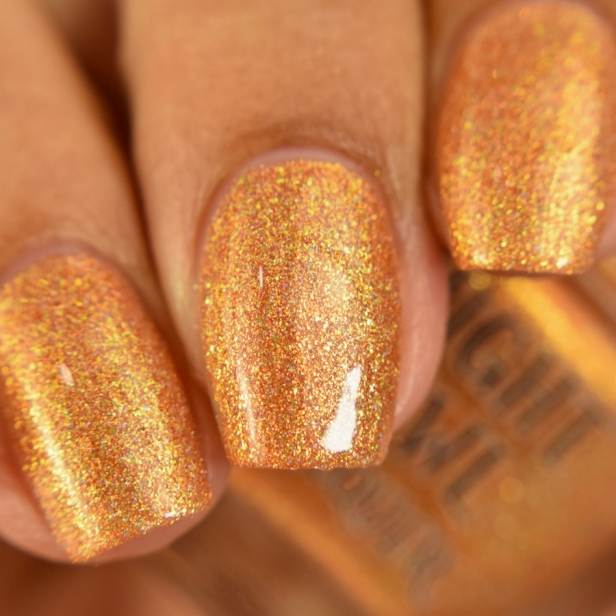 night owl orange metallic holo 2