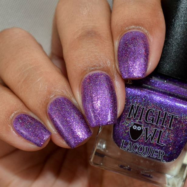 night owl violet metallic holo 2