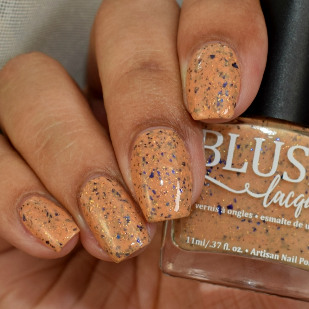 blush lacquers my spinach puffs 3