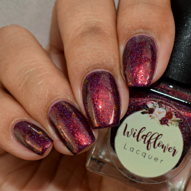 wildflower lacquer fallelujah 3