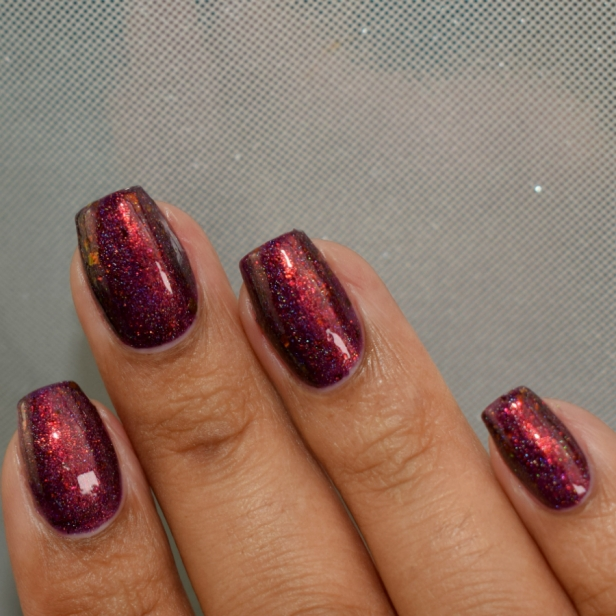 wildflower lacquer fallelujah 5